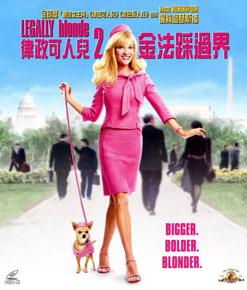 legally blonde stereotypes essay
